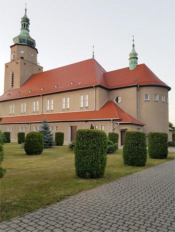 Parafia Chrystusa Króla - Bytom Stolarzowice